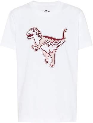 Coach Printed cotton T-shirt