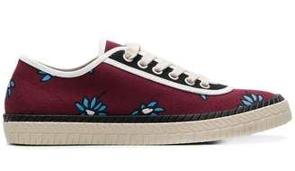 Marni floral print sneakers