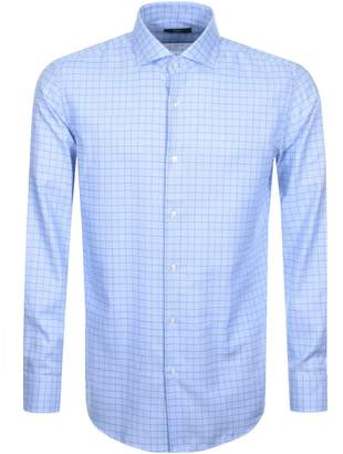 HUGO BOSS Jason Shirt Blue