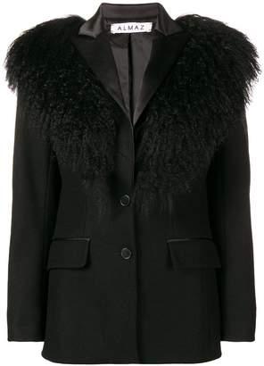 Almaz mongolian blazer