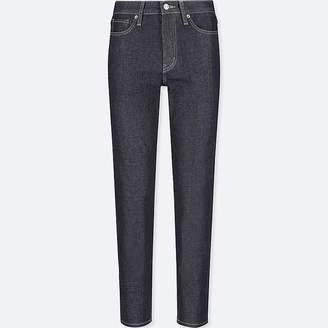 Uniqlo Women's High-rise Cigarette Jeans