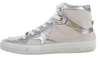 Golden Goose 2.12 High-Top Sneakers