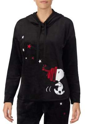 Peanuts Classic Textured Hoodie