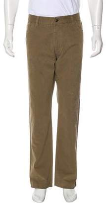 Turnbull & Asser Flat Front Woven Pants w/ Tags