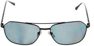 654804346e Pre-Owned at TheRealReal · Dolce   Gabbana Polarized Aviator Sunglasses