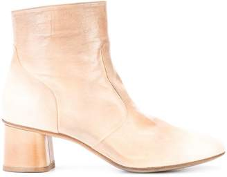 Silvano Sassetti round toe ankle boots