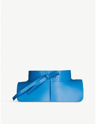 Loewe Tie-detail leather obi belt