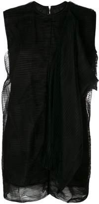 Rick Owens Shield dress