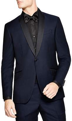 Ted Baker Slim Fit Formal Shawl Jacket $798 thestylecure.com