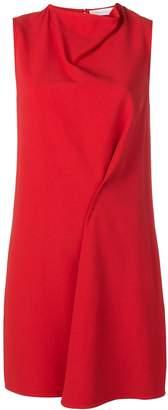 Victoria Beckham side drape tunic
