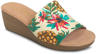 Aerosoles A2 BY A2 by Sunflower Womens Slide Sandals