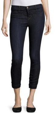 J BrandCropped Skinny Jeans