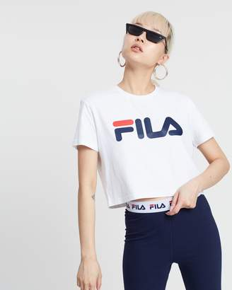 e03f9aae490 Fila White Tops For Women - ShopStyle Australia