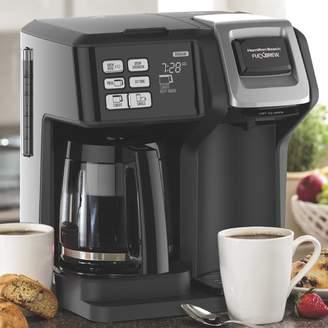 Hamilton Beach 12-Cup FlexBrew 2-Way Coffee Maker