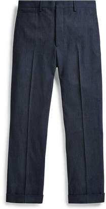 Ralph Lauren Slim Pinstripe Suit Trouser