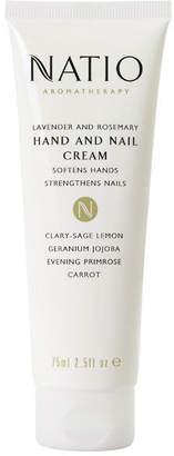 Lavender And Rosemary Hand & Nail Cream (75ml)