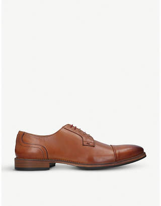 Kurt Geiger London Bernard lace-up leather Oxford shoes