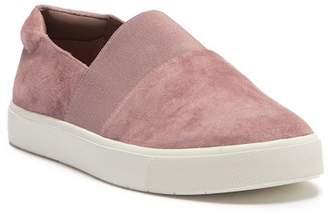 Vince Corbin Suede Slip-On Sneaker