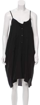 Maison Margiela Silk Midi Dress w/ Tags