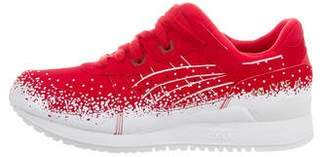 Asics Leather Low-Top Sneakers