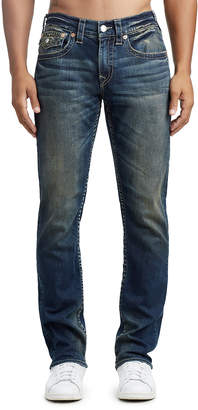 True Religion MENS SLIM JEAN W/ FLAP