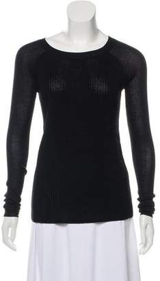 Reed Krakoff Wool Crew Neck Sweater