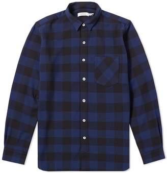 Nonnative Button Down Dweller Shirt