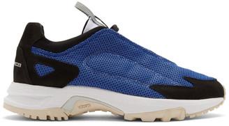 Filling Pieces Blue Ziro Sneakers