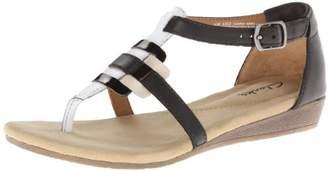 Clarks Women's Qwin Adonia Gladiator Sandal