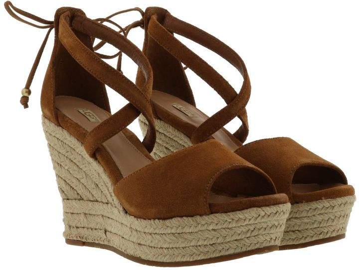 UGG Ugg Reagan Wedge Sandals