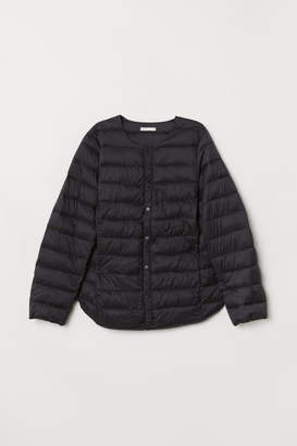 H&M MAMA Padded Jacket - Black