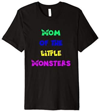 Mom of the Little Monster Shirt