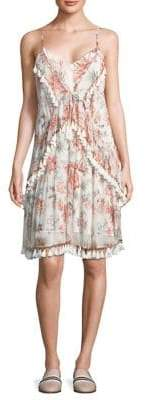 Thurley Folklore Silk Dress