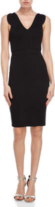 French Connection Cap Sleeve Sheath Dress