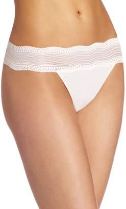 Cosabella Women's Dolce Vita Low Rise Thong Panty