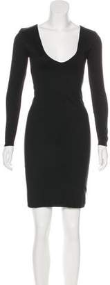 The Row Knit Sheath Dress