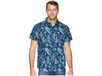 The North Face Short Sleeve Bay Trail Novelty Woven Shirt