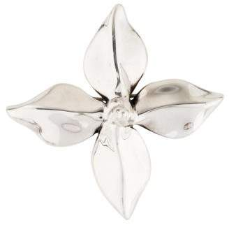 Tiffany & Co. Flower Brooch