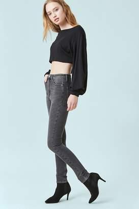 Forever 21 Retro High-Rise Skinny Jeans