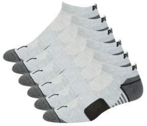 Puma 6-Pack Terry Low-Cut Socks