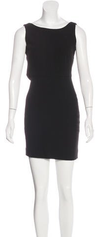 Alexander Wang Alexander Wang Sleeveless Mini Dress