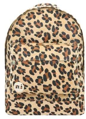 Mi-Pac Teens Mi Pac Backpack - Leopard Tan, Teens Backpacks, Girls Backpacks, Leopard Print Backpacks