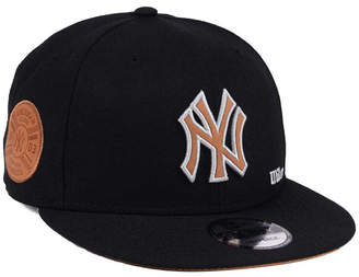 New Era New York Yankees X Wilson Side Hit 9FIFTY Snapback Cap