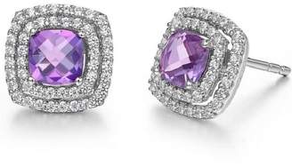 Lafonn Amethyst Earrings