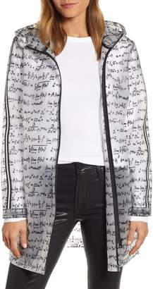 NVLT Algebra Print Hooded Jacket