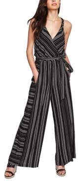 1 STATE 1.State 1.state Printed Wide-Leg Jumpsuit