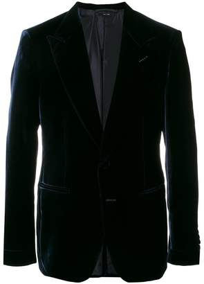 Tom Ford formal buttoned blazer