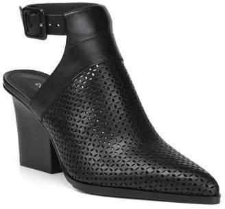 Donald J Pliner Varen Heel Cutout Perforated Bootie
