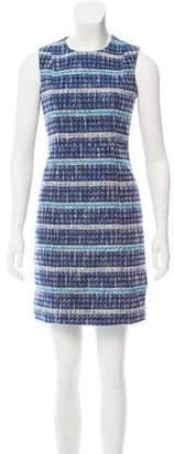 Tory Burch Tweed Mini Dress