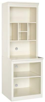 Pottery Barn Teen Stuff-Your-Stuff Tower, Simply White